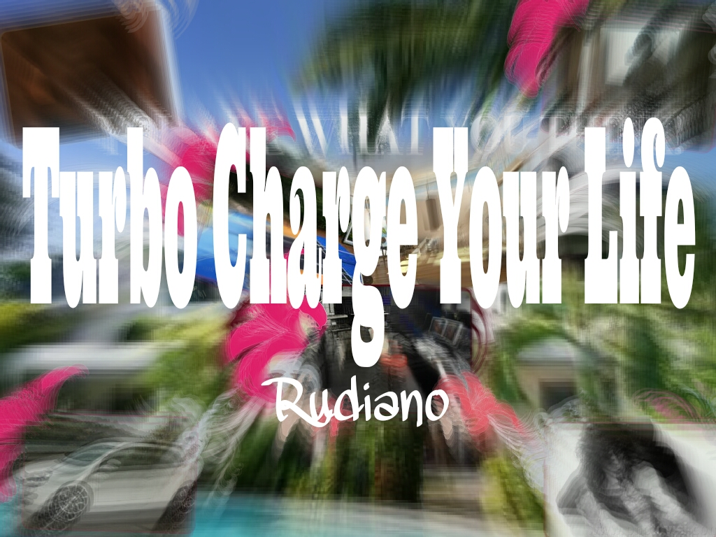 How to turbocharge yourself in 3 steps