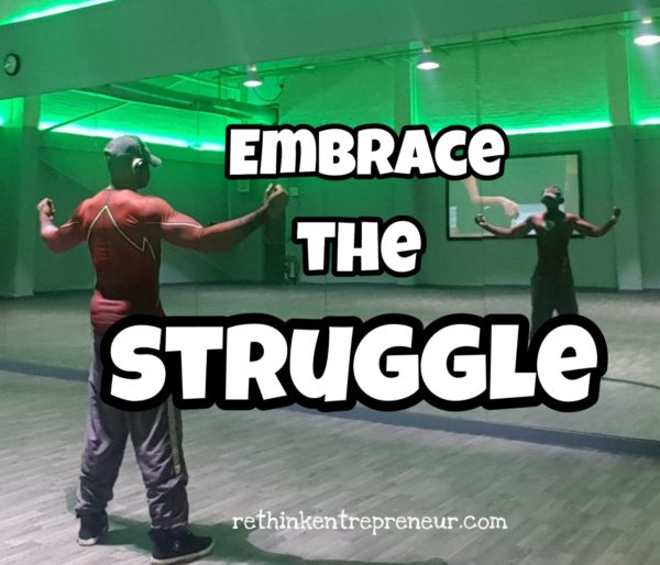 3 reasons  why struggle is good news