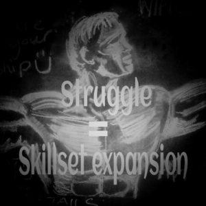 struggle skillset