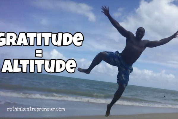 Why gratitude  is your best ally