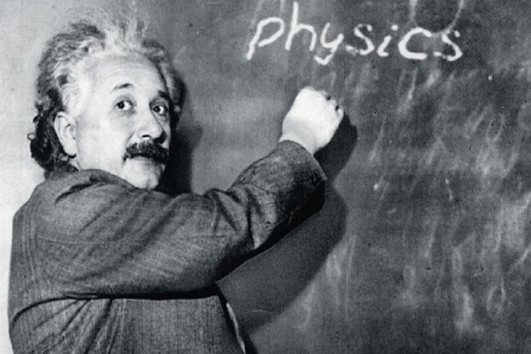 A physics-based philosophy for success